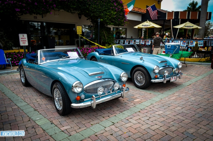 Boca Raton British Car Show