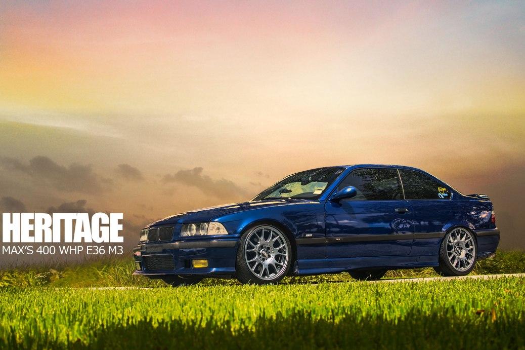 Max BMW E36 M3